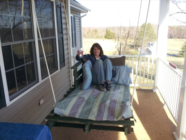 Pallet Patio Swing diy pallet swing plans: chair, bed & bench | wooden pallet furniture