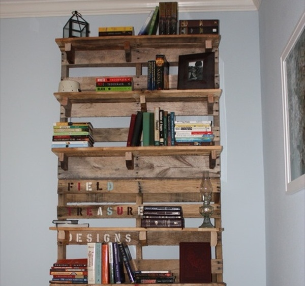 Making Bookshelf Out Wood