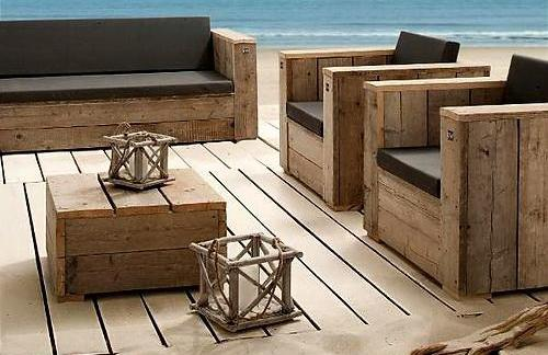 39 ideas about pallet outdoor furniture for modern look. Black Bedroom Furniture Sets. Home Design Ideas