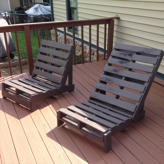 Permalink to plans for pallet patio furniture
