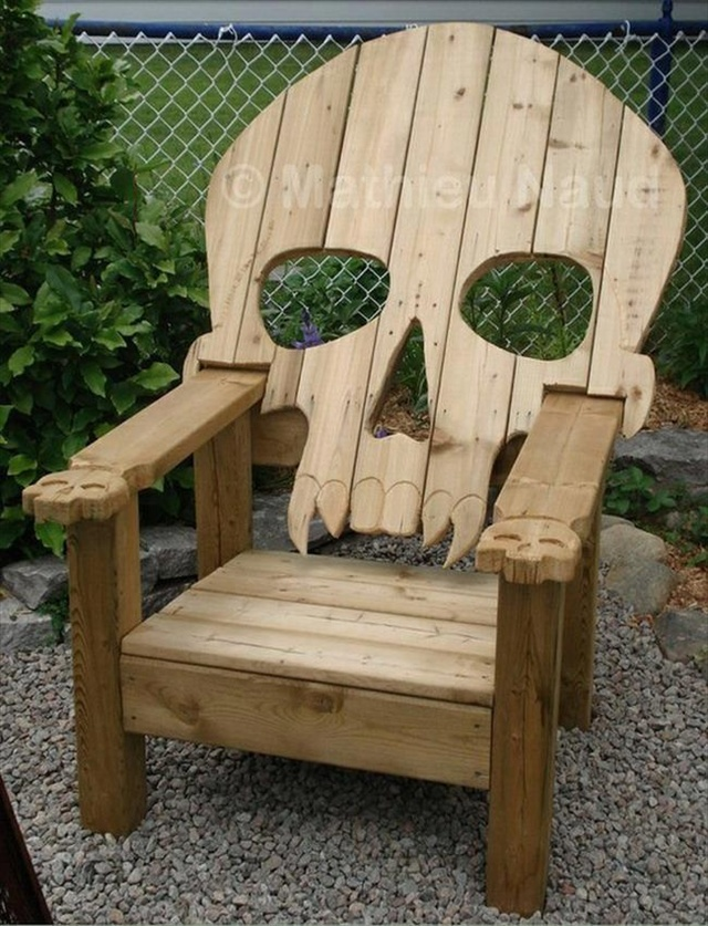 21 Ideas For Awesome Pallet Chair Wooden Furniture