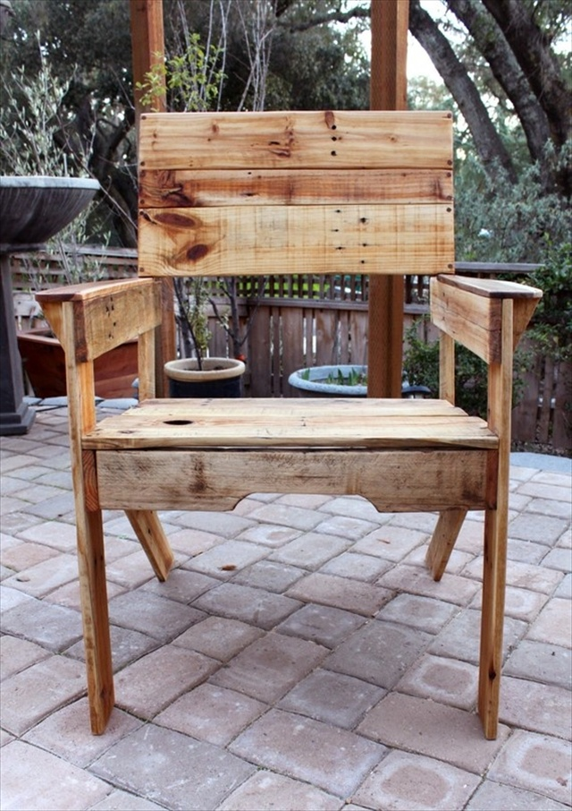 Creative and traditional pallet ideas wooden pallet Creative wooden furniture