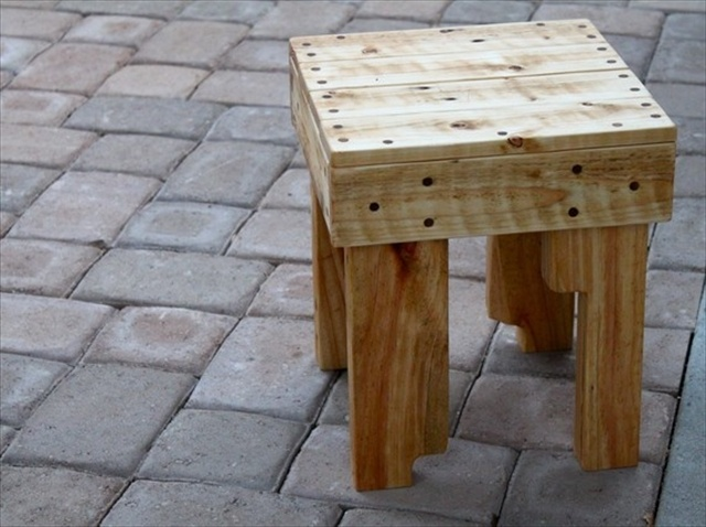 Creative And Traditional Pallet Ideas Wooden Pallet