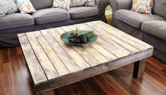 Woodwork diy pallet coffee table instructions pdf plans for Coffee table instructions