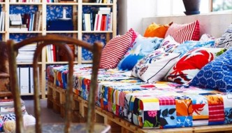 DIY – How To Make Pallet Sofa or Couch
