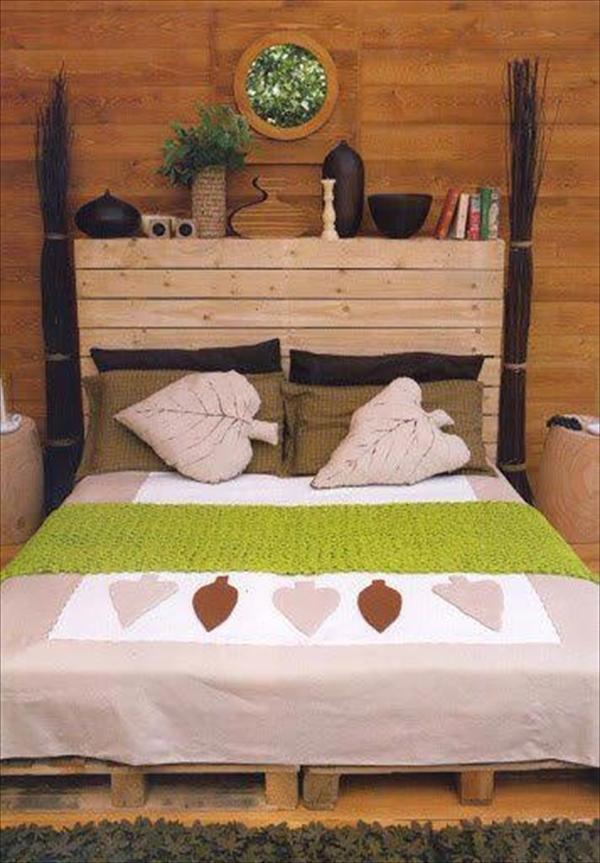 pallet bed model